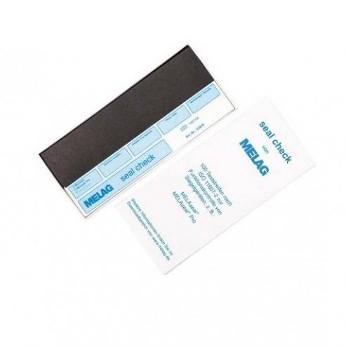 MELAG Seal Check : contrôle joints de scellage (100 unités)- Img: 202010171