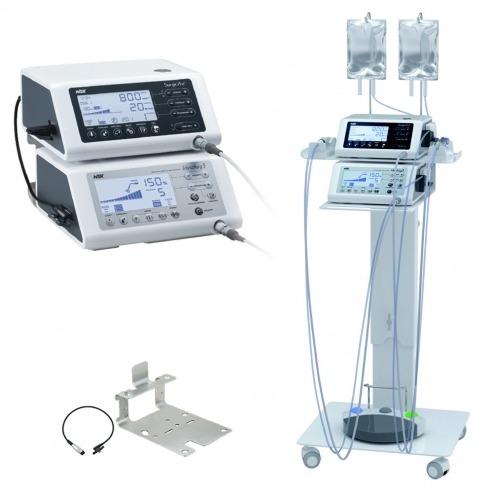VarioSurg3 sans pédale Surgic Pro Led + chariot chirurgie Icard + câble link nsk Img: 201810271