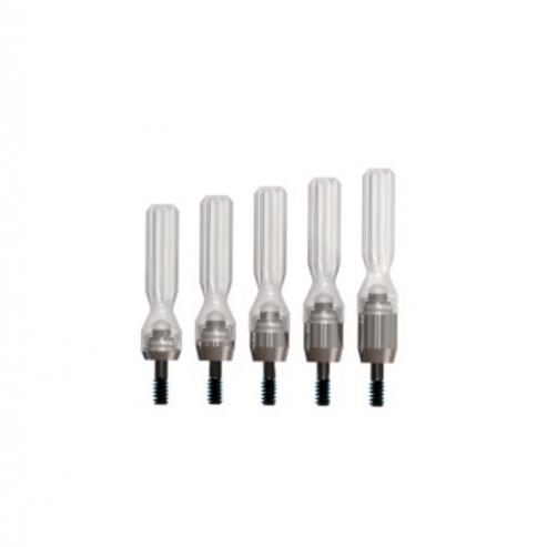 PILIER MINICONIQUE ROTATIF CONEXION EXTERNE PLATE-FORME REGULAR (1 mm) Img: 201807031