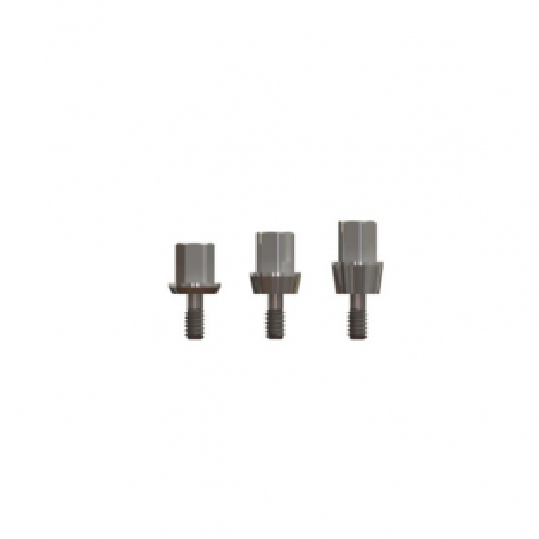 Pilier PIECE CONNEXION EXTERNE PLATEFORME REGULAR (1 mm)  Img: 201807031