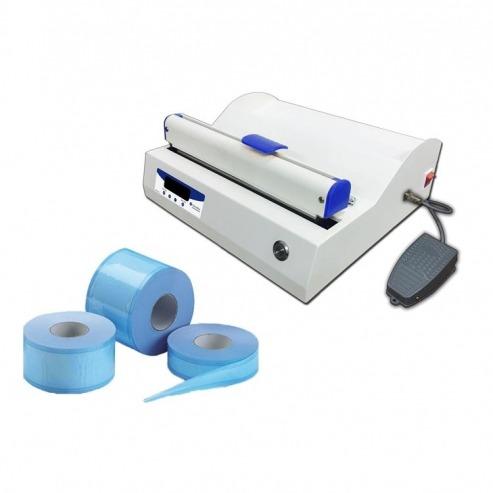 Scelleuse de découpe automatique - Rouleau de stérlisation 5mm gratuit Img: 201907271