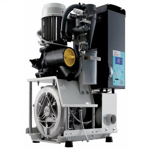 Unité de aspiration Turbo Smart (Sans séparateur d'amalgame)  Img: 202005161