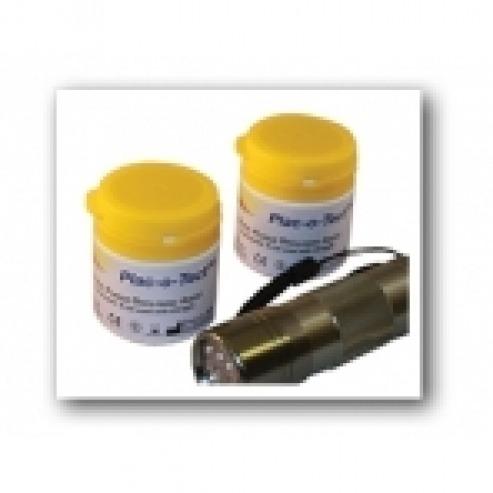 PLAC-O-TECT ENTREE PACK (2x200 pellets + 1 UV light)  Img: 201807031