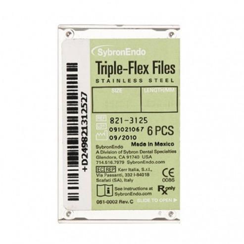LIMA TRI-FLEX 21mm.  N.15 6u.  (BLANC)  Img: 201807031