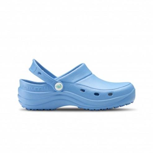 Chaussures sanitaires unisexe aigue-marine - 36 Img: 202005231
