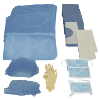 Implaset - Assortiment Double protection Chirurgie Img: 202003071
