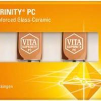 Vita Suprinity® Pc : Céramique vitreuse. Pour Cerec/Inlab - Gr. PC-14, A2-HT Img: 202005231