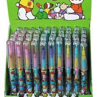 Crayons de couleur (50u.) - 50 crayons Img: 202005231