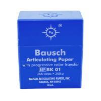 BK01 - PAPIER À ARTICULER BLEU BAUSCH  300 feuilles Img: 202101091