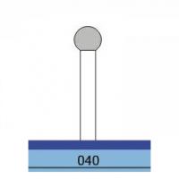 FRAISES CARBURE TUNGSTÈNE ISO.001.175.040  (1u.) Img: 201807031