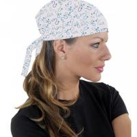 Calot bandana unisexe imprimé - Doctor Img: 202008291