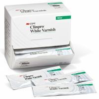 CLINPRO WHITE VARNISH 50 x 0.5 ml  Img: 202108281