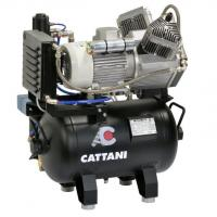 COMPRESSEUR CATTANI AC 200 (2 cylindres) Img: 202110021