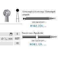 H141-206-027  FRAISE CA C.TUNGS.M- EXTRA LONGUE 5u. Img: 201811171