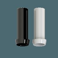 Prothèse directe calcinable Connexion externe de l'implant Connexion externe Plate-forme régulière - Rotatoire - Implants 4.0mm Img: 201907271