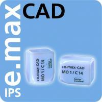 IPS CAD inLab MO1 EMAX 5 unités C14 Img: 201807031