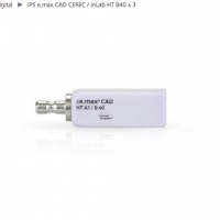 IPS EMAX cerec CAD / inLab HT A1 B40 3 ud Img: 201807031