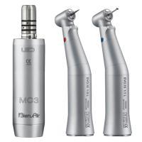 Kit Premium 6 : MC3 LED + CA EVO. 15 1:1 L MS + CA EVO. 15 1:5 L/M Img: 202105011