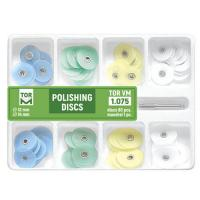 Kit universel de disques de polissage dentaire (80 pièces) Img: 202107311