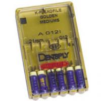 LIMES K - FLEXOFILE GOLDEN 6unités 25mm. Nº12-37 Img: 201809151