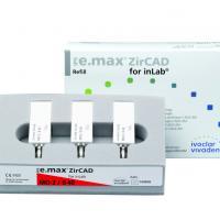 IPS EMAX ZIRCAD inlab MO - inlab MO 1 B40 3 pc Img: 201909071
