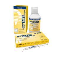 Oxysafe - Parodontite au gel d'oxygène actif sans CHX - Kit Intro (3 seringues gel + 3x250ml liquide) Img: 201812081