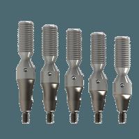 Implants de piliers miniconiques de connexion interne de 4,0 et 5,0 mm - 2.0 MM. Img: 201907271