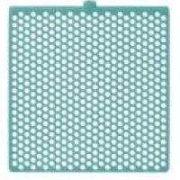 grille GEO c / trous des plaques rondes 20 ud Img: 201807031
