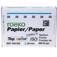 Pointes de Papier Top Color - N° 30 (200 unités) Img: 202003141