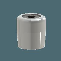 Capuchon pour connexion interne d'implants de pilier unique - 4 et 5mm Ø Bouchons pour implants internes Img: 201907271