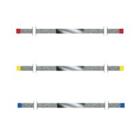DS25 Bande de polissage Interproximal diamantée 2,5mm (10u.) - Komet Img: 201807031