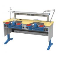 Table de laboratoire double poste JT-55 (B), 1,6m avec aspiration Img: 201807031