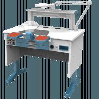 Table de laboratoire monoposte JT-52 (B) 1m. avec aspiration Img: 201807031