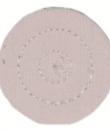 Brosse de tissu COCIDO SANS monter 22MM X12UD.  Img: 201807031