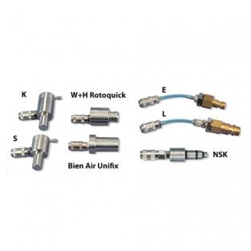 Adattatori per tubo clinica p / microsabbiatrice Airsonic Adattatore Multiflex (Tipo Kavo) Img: 201809011