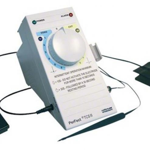 PerFect® TCS II - Sistema elettrochirurgico ad alta frequenza per tessuti molli - Parti con accessori Img: 202003211