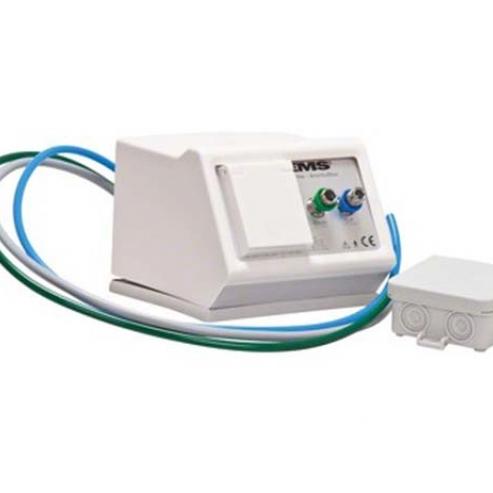 AIR FLOW accessorio pezzo di scatola da connessione Img: 202005021