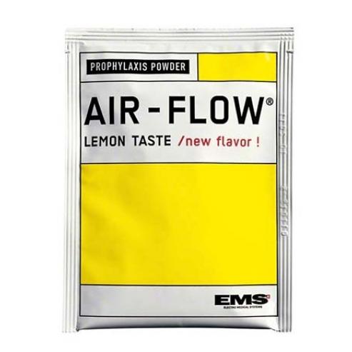 Air Flow - Bicarbonato di sodio in polvere (20 x 40 gr) Sapore di limone - 20x40gr Img: 202003141
