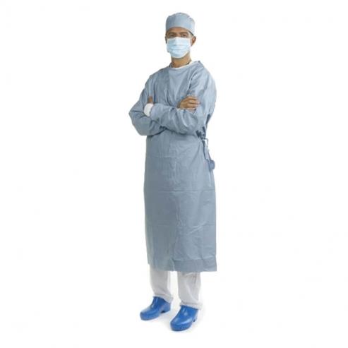 Sterile accappatoio in microfibra. taglia L Img: 201807031