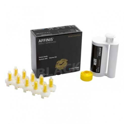 Affinis HB Black Kit - silicone di contrasto (380ml) Img: 201809011