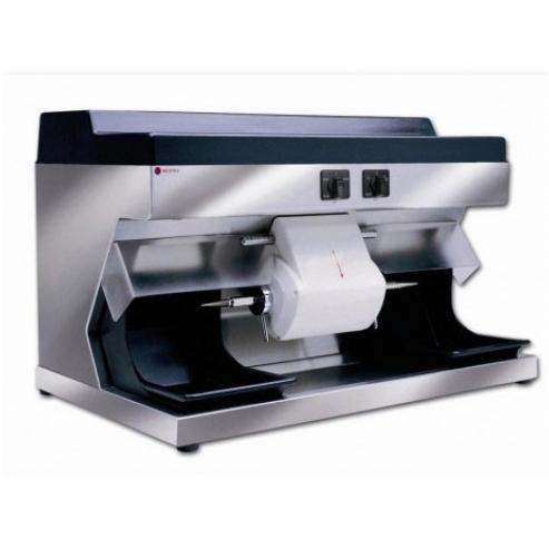 Box con aspirazione di lucidatura + lucidatrice a 2 velocità - 2 velocità Img: 202003141
