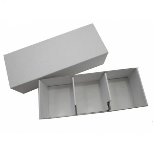 Img1: Scatole per modelli 3 scomparti (100u)