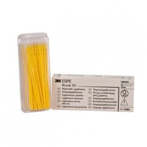 Specchio spazzole Xs pacchetto unitario (50 pz.) Img: 202003141