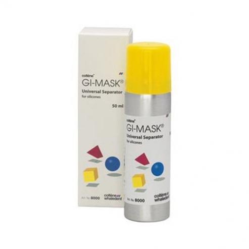 GI Mask - Kit silicone precisione gengivale p / margini e contorni Attivatore 18ml. Img: 201809011