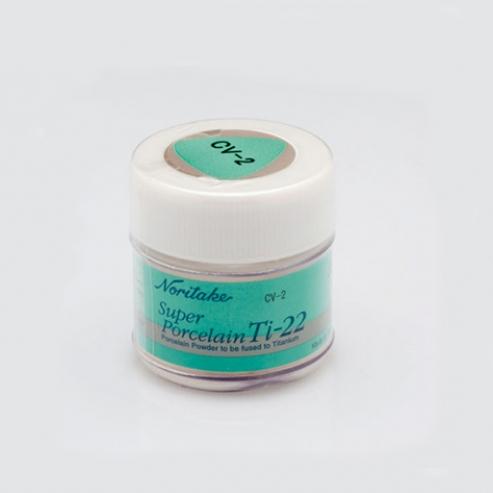Ceramica P/Titanio: TI22 Cervical (10Gr) - Cv2 Img: 202008221