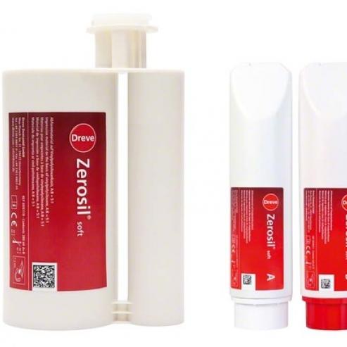 Zerosil Soft - Silicone da stampa (2 x 875 ml) Img: 202003141