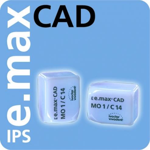 IPS CAD inLab MO1 EMAX C14 5 unità Img: 201807031