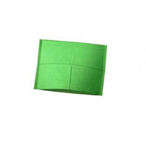 Copricapi verdi 28x36cm (Cx200) monouso Img: 201807071