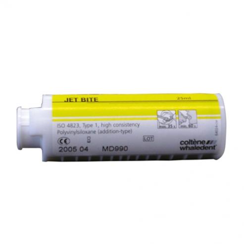 Jet Bite - Materiale di registrazione del morso (Microsystem 4x25ml) Img: 201809011