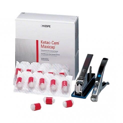Ketac™ Cem Maxicap™: kit di introduzione del cemento vetroionomerico Img: 202003141